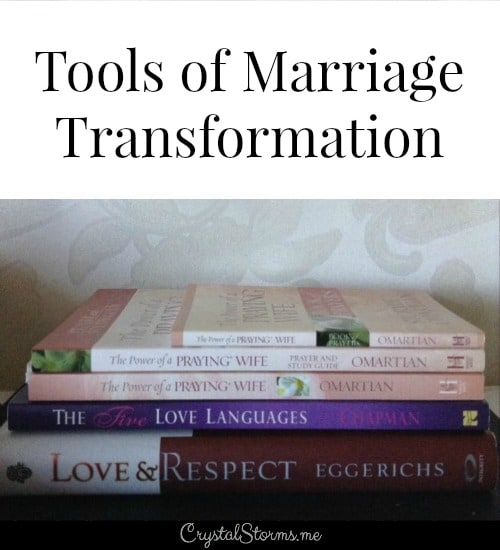 transformation of marriage