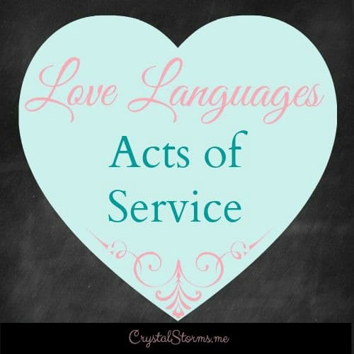 Do You Love Your Husband In His Language An Act Of Service Is Doing Something