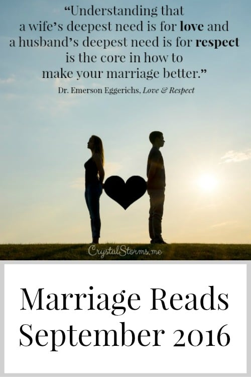 This month's marriage reads are for the wife who is standing for her marriage. The one who is ready to go to battle. Not on our own do we fight, but through Christ alone.
