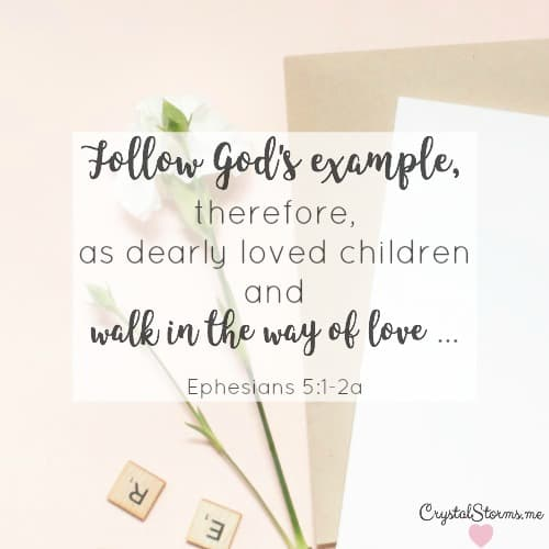 Comparing myself to my husband either builds me up with pride or tears me down with shame. Ephesians 5:1-2a: Follow God's example ... as dearly loved childrenand walk in the way of love ... Instead of comparing your husband's differences, value your husband's differences. 4 Ways to Value Your Husband's Differences