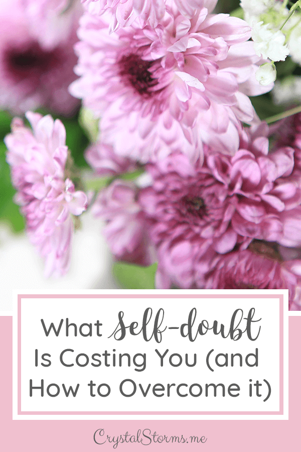 What Self-Doubt Is Costing You (and How to Overcome It) | Christian Faith | Christian Woman | Christian Encouragement