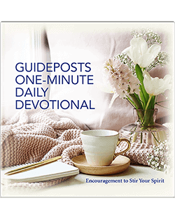 Guideposts One-Minute Daily Devotional | books to read | Christian devotions | Christian book
