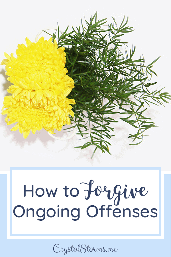 How to Forgive Ongoing Offenses | Christian faith | Christian encouragement | Christian woman